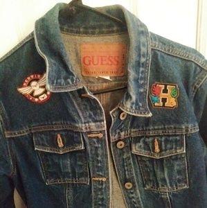 Harry Potter jean jacket